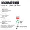 Locomotion - Playing In A Rock'n Roll Band: cover inlay side 3
